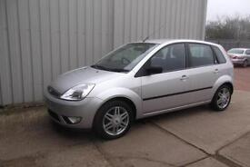 Ford Fiesta Ghia 5 Door Hatchback