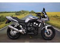 Yamaha FZ6 **MTC Exhaust, Heated Grips, Datatag Protection**