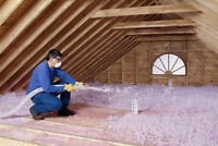 Attic Insulation Inspection, testing and Replacement