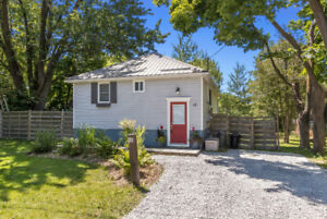 NEW PRICE! 2+2 bdrm bungalow just east of Port Perry