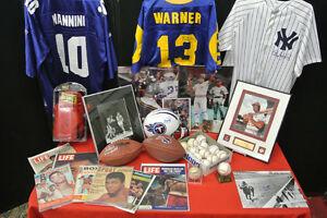 AUCTION Autographed Sports Cards & Memorabilia - Luke's Auction Kitchener / Waterloo Kitchener Area image 3