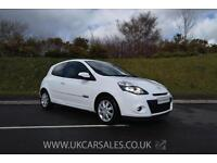 2012 Renault Clio 1.5dCi (s/s) ECO Expression + 5dr