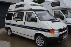 AUTO SLEEPER TRIDENT 4 BERTH CAMPER FOR SALE