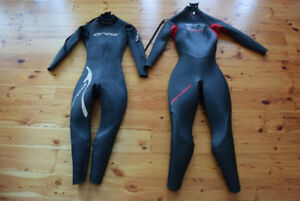 Ladies Wet Suits