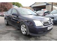 2003 VAUXHALL VECTRA 1.8i 16v Club