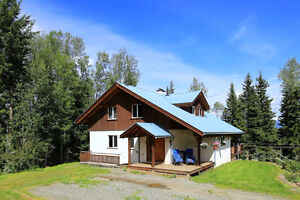 Amazing European Post & Beam Home with 5 Bedrooms+Suite on 5 ac