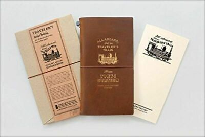Travelers Factory Station Edition Travelers Note Book Tokyo Station Limited Jpn