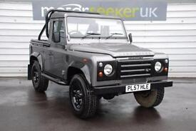 2008 Land rover Defender COUNTY SEEKER RAIDER EDIITON PickUp TDCi Very rare ...