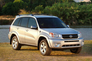 In Need of a 2001 to 2005 Toyota RAV4