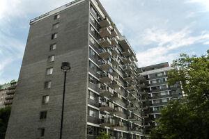 Bachelor Apartment @ 5885 Spring Garden Rd, Halifax NS