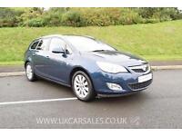 2011 Vauxhall Astra 2.0 CDTi 16v SE 5dr