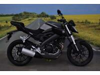 Yamaha MT-125 **Excellent Condition, Learner Legal, ABS**