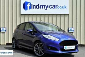 2017 66 Ford Fiesta 1.0T ( 125ps ) EcoBoost ( s/s ) ST-Line