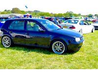 Mk4 Golf v6 2.8 4 motion