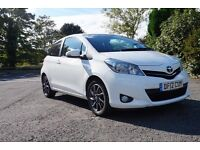 Toyota Yaris Trend 2012 1.3 Low Mileage