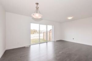 **1 Year Old 3 Bedroom Townhouse On East End!**