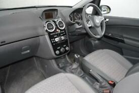 2014 Vauxhall Corsa 1.4 i Turbo 16v SE (s/s) 3dr (a/c) Petrol black Manual