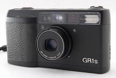 Пленочные фотокамеры 【B V.Good】RICOH GR1s Date