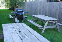 ****Get a Free Barbecue*** LARGE 2 Bed. Apt. 381-3333 NO CARPETS