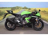 Kawasaki ZX6 **Traction Control, ABS, One Owner**