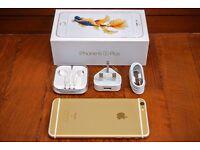 iphone 6s plus 128gb! Unlocked, Boxed, Mint!!!