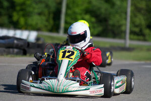 Tony Kart Rocky with 4 stroke
