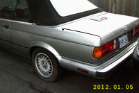 "1989 BMW 3-Series  ""325 i "" Convertible"
