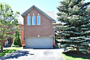 Large Detached Pickering House for Rent