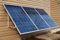 SOLAR POWER  OFF-GRID