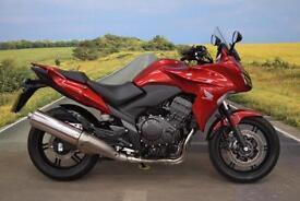 Honda CBF 1000 ** Hugger, Adjustable screen, Heated grips **