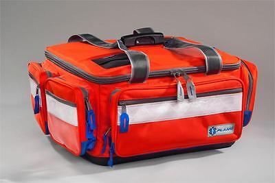 Plano Pediatric Trauma Bag Orange Lockable Zippers 911300 New With Tags