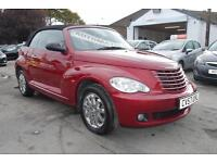 2007 57 Chrysler PT Cruiser 2.4 Auto Limited Convertible Automatic