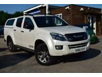 2016 Isuzu D-Max 2.5TD Blade Double Cab 4x4 Double Cab Pick Up Diesel Manual