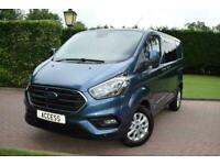 2019 Ford Transit Custom 2.0 300 EcoBlue Limited DCIV L1 H1 EU6 (s/s) 5dr Combi