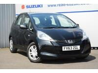 2013 Honda Jazz 1.2 i-VTEC S 5dr Petrol black Manual