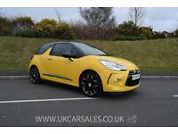 2012 Citroen DS3 1.6 e-HDi Airdream DSport 3dr