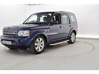 2012 LAND ROVER DISCOVERY 3.0 SDV6 255 HSE 5dr Auto