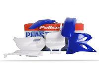 New Blue Polisport Plastic Kit YZ 85 02-12 Motocross Plastics