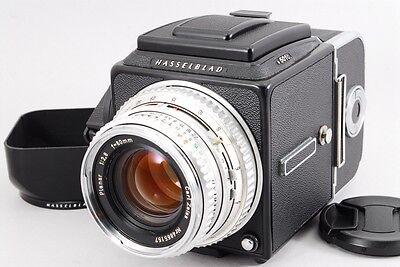 Пленочные фотокамеры =N.Mint Hasselblad 501C +