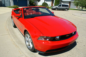 2011 Ford Mustang Convertible GT Premium