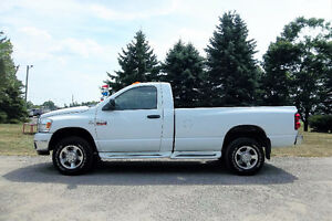 2009 Dodge Ram 2500HD TURBO DIESEL 4x4- Long Box & ONE OWNER!!