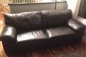 La-Z-Boy Leather Couch, very good condition