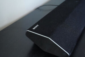 Sony Sound bar/ Wireless Subwoofer (Model No. SA-CT770, WCT770)