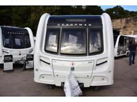 Coachman VIP 560, 2016, 4 berth, fixed bed, end washroom, luxury model