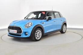 2015 MINI COOPER 1.5 D 5dr [Chili Media Pack XL]