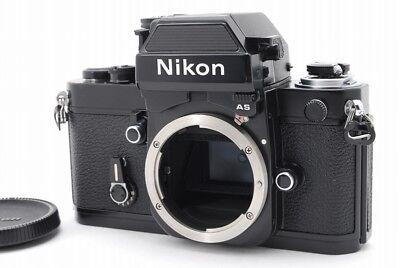 [MINT!!!] Nikon F2 Photomic AS DP-12 Black Body Serial 793*** From JAPAN #047
