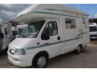 AUTO-SLEEPERS NUEVO ES 4 BERTH MOTORHOME FOR SALE