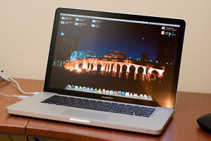 """Macbook Pro 15"""" with CD ROM 2012"""