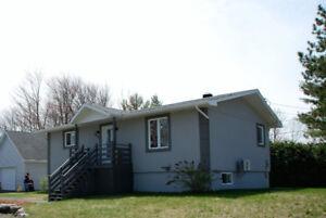 Maison à vendre avec garage