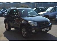 2005 TOYOTA RAV 4 2.0 XT3 LOW MILEAGE F.S.H LEATHER
